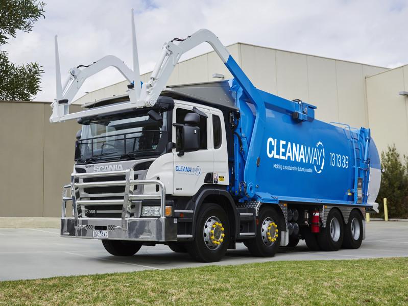 Brisbane City Council Waste Management